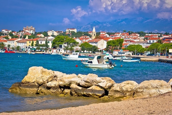 Appartamenti Novalja Croazia Economici