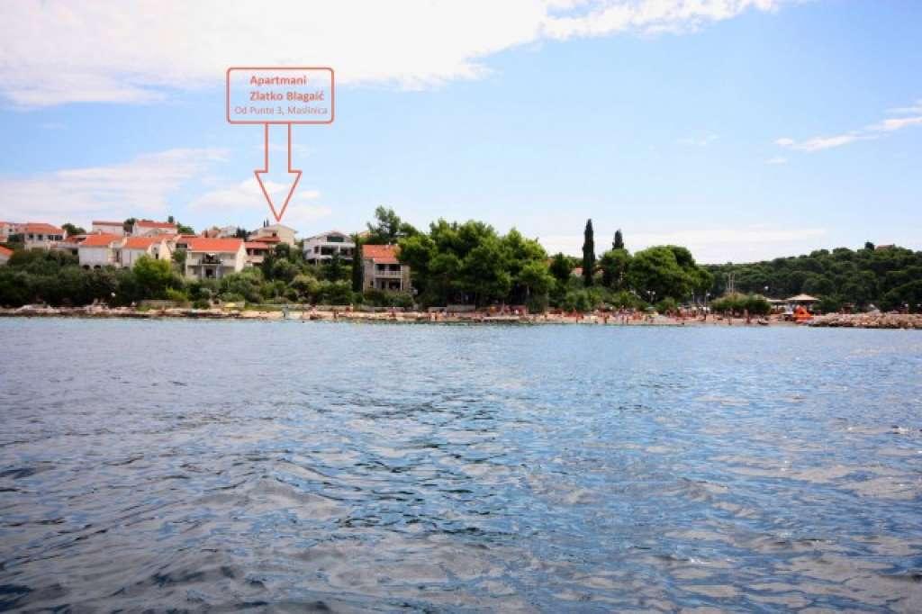 Appartamenti blagaic olta croazia for Soggiorno in croazia