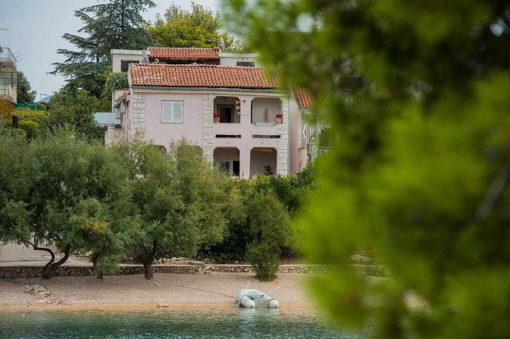 Appartamenti villa polajner greba tica croazia for Soggiorno in croazia