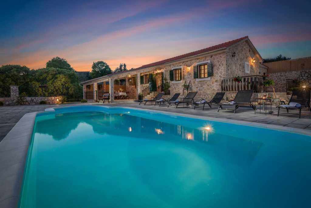 Casa vacanza Villa ADAMARIS - Rogoznica | Appartamenti Croazia